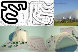 Portfolio for designer and architect