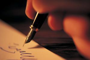 Portfolio for Creative Writer