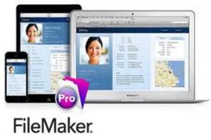 Portfolio for FileMaker Pro Advanced