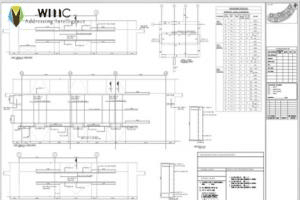 Portfolio for Structural 2d Drafting