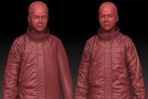 Portfolio for 3D model & arts