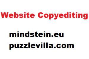 Portfolio for Content Writing, SEO, Online Marketing