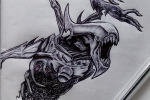 Portfolio for Inking.