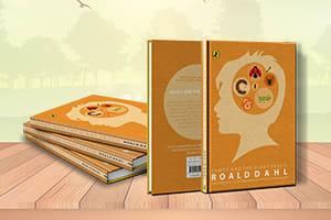 Portfolio for Book Cover, e-Book Design