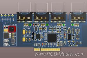 Portfolio for PCB Layout Designer