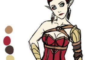 Portfolio for Illustrator/2D Animator