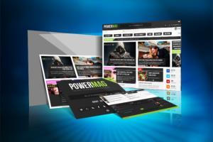 Portfolio for Web Design, Graphic Design, Wordpress