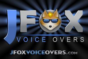 Portfolio for Voice Actor