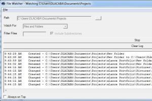 Portfolio for Windows Development