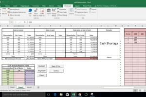 Portfolio for Microsoft Excel, Macros, VBA