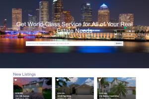 Portfolio for Real Estate Websites : RETS / IDX / MLS