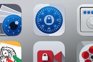 Portfolio for iOS APP Icon Design