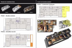 Portfolio for Architectural drawings