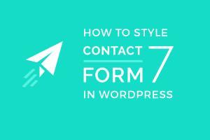 Portfolio for Add/Fix WordPress Contact Form