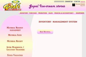 Portfolio for Enterprise Resource Planning