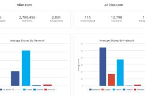 Portfolio for Competitor Research