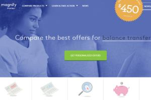 Portfolio for Comparison Website Development