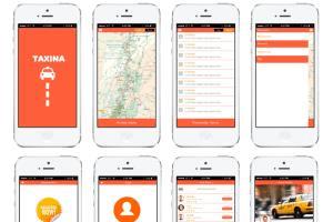 Portfolio for Taxi Booking Application