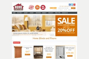 Portfolio for Build website using MAGENTO Technology