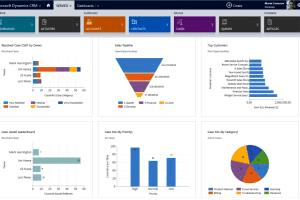 Portfolio for Microsoft Dynamics CRM Development