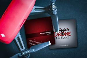 Portfolio for business cards design