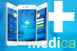 Portfolio for MediCare - Hospital Management APP