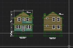 Portfolio for Civil & Structural Design Draftsman