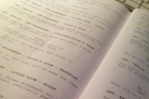Portfolio for Professional Screenwriter