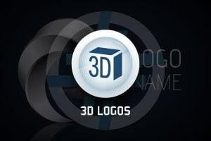 Portfolio for 3D LOGOS
