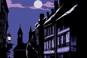 Portfolio for Graphic Novel Illustration