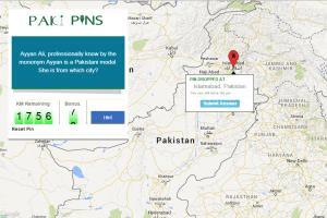 Portfolio for Google Maps API