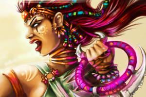 Portfolio for Illustrator-Concept Artist-Game Artist