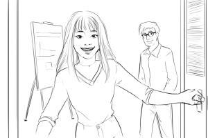 Portfolio for Animator and Storyboard Artist