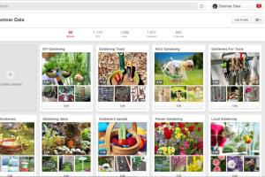 Portfolio for Pinterest Guru | Virtual Assistant