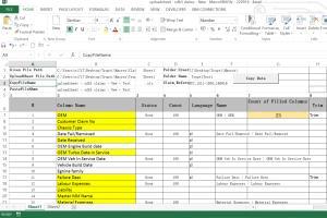 Portfolio for VBA Developer(Data Scraping and Analyst)
