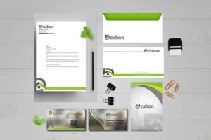 Portfolio for Corporate Identity Design, Branding