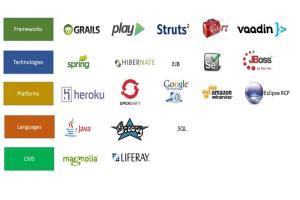 Portfolio for JAVA Web & Enterprise App Services