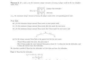 Portfolio for LaTeX Copy Editing