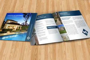 Portfolio for Booklet Design