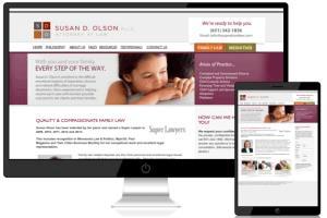 Portfolio for Website design, social media branding.