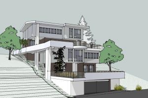 Portfolio for Architectural modeling/working drawing