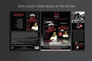 Portfolio for Book Layout, Cover Design, & Typesetting