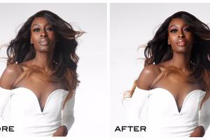 Portfolio for Beauty Retouching