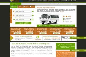 Portfolio for Tour & Travel Website Development