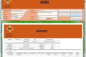 Portfolio for Microsoft Access