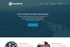 Portfolio for Bespoke Website Design