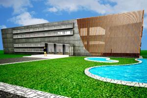 Portfolio for architectural work, 3d modelling,etc..