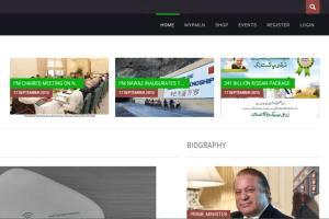 Portfolio for Wordpress Website