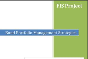 Portfolio for Financial/ Investment Research