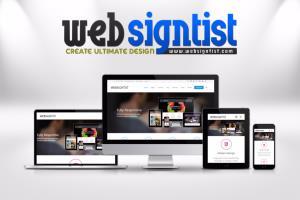 Portfolio for Web Development & Designing